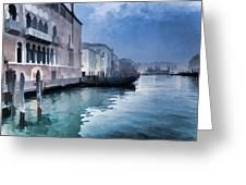 Venice Beauty Greeting Card