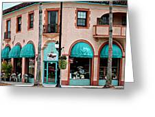 Venice Island Florida Greeting Card