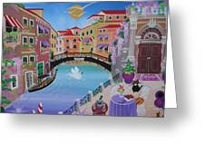 Venice, Italy, 2013 Greeting Card