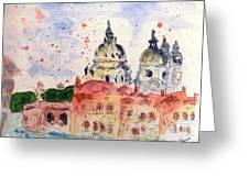 Venice Iv Greeting Card