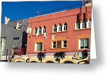 Venice Sign Greeting Card