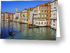Venice - Venezia Greeting Card