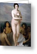 Venus Anadyomene Greeting Card