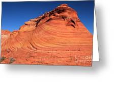 Vermilion Mounds Greeting Card