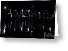 Vermont Ferry Greeting Card