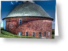 Vernon County Barn Greeting Card