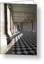 Versailles Grand Trianon Greeting Card