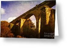 Viaducts Greeting Card