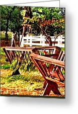 Vibrant Upcountry Greeting Card