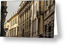 Vicenza Greeting Card