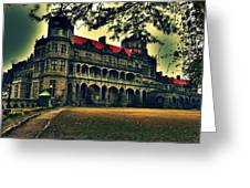 Viceregal Lodge Shimla Greeting Card