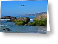 Victoria Beach Greeting Card