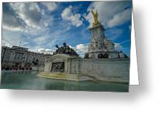 Victoria Memorial Greeting Card
