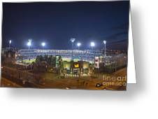 Victory Field 3 Greeting Card by David Haskett