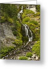 Vidae Falls 1 Greeting Card