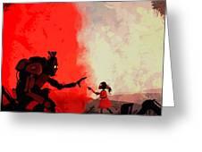 Video Game  Greeting Card