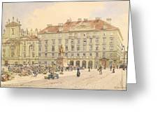 Vienna 1913 Greeting Card
