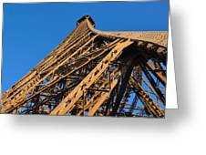Views Of The Tower Greeting Card