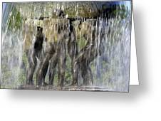 Vigelands Fountain Greeting Card