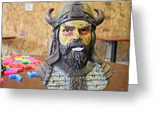 Viking 04 - Little Smile - Animation Project Greeting Card