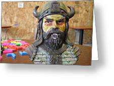 Viking 06 - Little Mouth - Animation Project Greeting Card