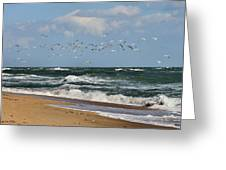 Vilano Beach Greeting Card