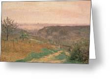 Ville Davray, Hauts-de-seine Greeting Card