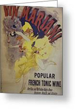 Vin Marian French Tonic Wine Dsc05581 Greeting Card