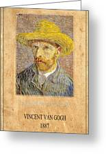 Vincent Van Gogh 1 Greeting Card