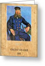 Vincent Van Gogh 7 Greeting Card