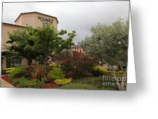 Vineyard Creek Hyatt Hotel Santa Rosa California 5d25795 Greeting Card