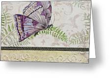 Vintage Butterfly-jp2568 Greeting Card