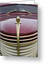 Vintage Car 5950 Greeting Card