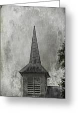 Vintage Church Greeting Card