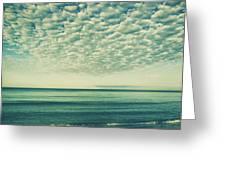 Vintage Clouds Greeting Card