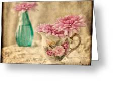 Vintage Color Greeting Card