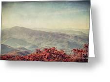 Vintage Fall Greeting Card