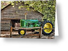 Vintage Greeting Card by Kenny Francis