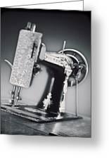 Vintage Machine Greeting Card