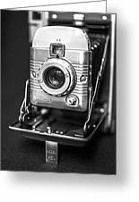 Vintage Polaroid Land Camera Model 80a Greeting Card