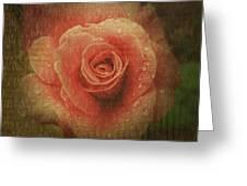 Vintage Romance Greeting Card