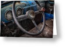 Vintage Truck 2 Greeting Card