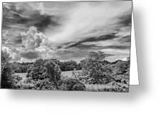 Virginia Clouds Greeting Card