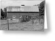 Virginia Farmland Greeting Card