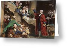 Virginia: Patrick Henry, 1765 Greeting Card