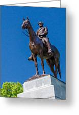 Virginia State Memorial 7d02297 Greeting Card