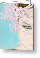 Visions Of Sugarplums Greeting Card