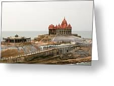 Vivekananda Memorial Greeting Card