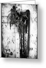 Voodoo In New Orleans Greeting Card by John Rizzuto