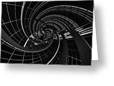 Vortex 5 Greeting Card